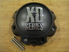 KMC XD Series 441 796 797 798 800 801 8 Lug Matte Flat Black Center Cap 1079L170