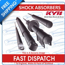 2x Replacement Pair Vauxhall Cavalier 1.8i 81-88 Front KYB Shock Absorber