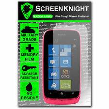 Screenknight Nokia Lumia 610 front screen protector Invisible Bouclier militaire