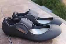 Stella McCartney ADIDAS SOLID  BLACK  MARY JANES Ballet flats shoes US 9.5 UK 8