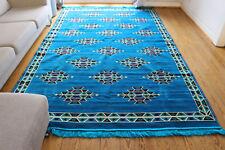200x300 cm Bleu, TAPIS, Tapis, Kelim , Tapis, damaskunst rug S 1-6-94
