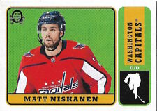 Matt Niskanen #288 - 2018-19 O-Pee-Chee - Base Retro