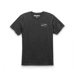 Alpinestars Men's Turnpike Premium Tee T-Shirt (Black) S