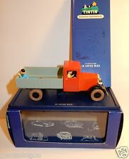 LE CAMION ROUGE MIESSE 1933 TINTIN LE LOTUS BLEU 1946 1/43 IN BOX 3