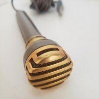 AKG D19 Bk hi vintage dynamic microphone mic untested vtg RARE