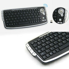 5fd8808c2ba G13 2.4G USB Wireless Mini keyboard With Built-in Track Ball Mouse For PC