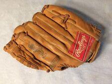 12.5 inch RAWLINGS Baseball Softball Leather Glove LHT RBG36 Ken Griffey JR K