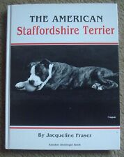 The American Staffordshire Terrier - Fraser