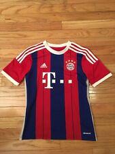 Franck Ribery FC Bayern Munchen Adidas Climacool Youth Soccer Jersey Size M