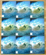 Lot 9 WATER ALL AROUND THE EARTH Guided Reading Science Level P Rigby L34