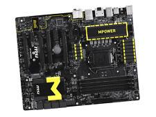 MSI Z97 MPOWER LGA 1150 DDR3 SATA3 USB3.0 Intel Z97 ATX HDMI DP Motherboard