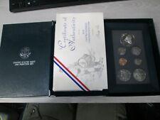 1995 Us Mint Civil War Battlefield Silver Prestige Set