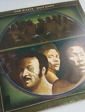 Vintage Vinyl Record - The O'Jays - SHIP AHOY!!!