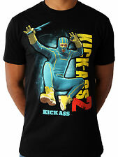 Kick Ass 2 Negras Unisex T-Shirt Large