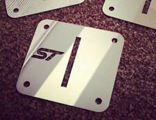 Ford Fiesta MK6 ST150 Bonnet Latch Cover