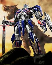 Transformers Takara Dual Model Kit DMK03 Last Knight Optimus Prime Lost Age