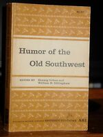 Humor of the Old Southwest 1835-1860, Davy Crockett, Henry Lewis, Samuel Clemens