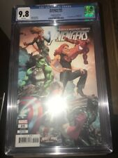 Avengers #25 CGC 9.8 Mary Jane variant Black Panther Captain America Iron Man