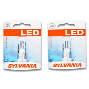 Sylvania SYLED Front Side Marker Light Bulb for Hummer H3T H3 2006-2010  Pac pq