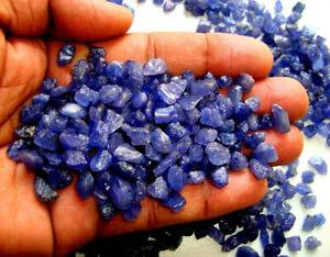 Natural Tanzanite Crystal 250 Carat. Rare Rough Mineral Loose Gemstone Lot