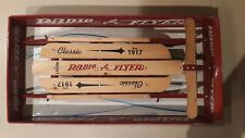 Radio Flyer Authentic Wooden Sled Model 551 NIB