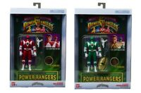 Power Rangers Auto Mighty Morphin Action Figure Legacy Collection Bandai NEW
