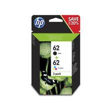 HP 62XL Ink Catridges - Black/Tri-Colour