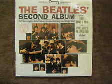 "THE BEATLES Rock & Roll Music Record Album "" Second Album "" ST-2080 Capitol"