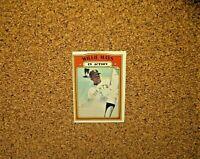 1972 Topps Baseball #50 Willie Mays (San Francisco Giants) IA