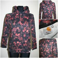 CARHARTT Women's SMALL Cotton Hoodie / Jumper / Sweatshirt