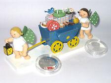Wendt & Kühn/kuhn WuK Engel/angel Geschenkewagen/Engelwagen/gift cart *Rarität*