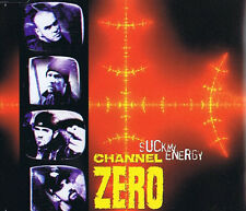 Suck My Energy - Channel Zero CD ( 3 Track ) Maxi Single 1995