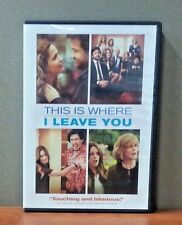 This is Where I Leave You    (DVD)   LIKE NEW