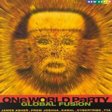 ONE WORLD PARTY - GLOBAL FUSION CD