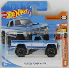 Hot Wheels - 2020 - '70 DODGE POWER WAGON - HW Hot Trucks 7/10 - 152/250 - GHC39