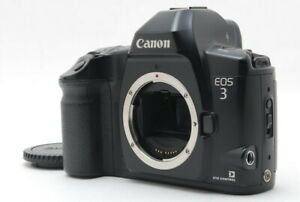 """""""Exc+++++"""" Canon EOS 3 35mm SLR Film Camera Body From Japan D633"""