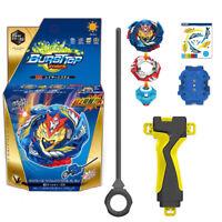 Burst B-127 Beyblade Cho Z !! CHO-Z VALKYRIE.Z.Ev With Launcher+Grip Toy