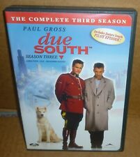 DUE SOUTH The Complete Third Season [Used DVD]