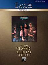 Alfred's Classic Album Editions: Desperado by B.N. Eagles (2006, Paperback)