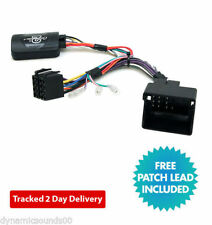 Vehicle Steering Wheel Interfaces for Peugeot 3008