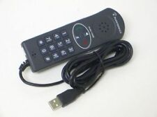 Plantronics .Audio 1100M USB Handset Key Pad for Microsoft Lync in Bulk Package