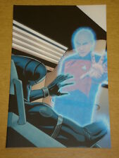 STAR TREK NEXT GENERATION GHOSTS #2 RI VIRGIN COVER 2009 IDW JOE CORRONEY