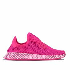 Women's adidas Originals Deerupt Runner Trainers in Pink
