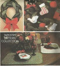 McCall's 5380 Holiday Craft Designs 10 Different   Craft Sewing Pattern