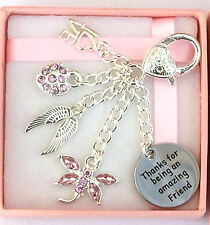 Friendship Gifts, Hand Bag Charms, Personalised Birthday Gifts, Christmas Gifts