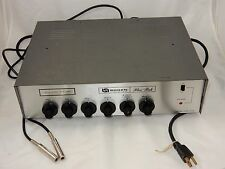 Bogen Flex Pak Amplifier Solid State Amplifier Model CHS-100A
