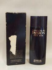 PASSION for MEN by Elizabeth Taylor SHOWER GEL 6.5 Fl oz - Rare. DISTRESSED BOX