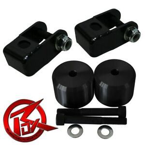 """3"""" Front Lift Kit + Shock Extnders For 2005-2020 Ford F250 / F350 Super Duty 4X4"""