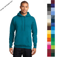 Mens Pullover Hoodie Hooded Sweatshirt S M L XL 2XL 3XL 4XL Port & Company PC78H
