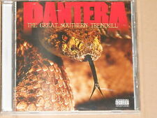 PANTERA -The Great Southern Trendkill- CD